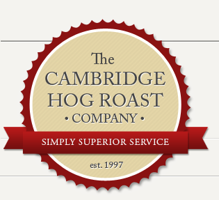 Cambridge Hog Roast Company logo